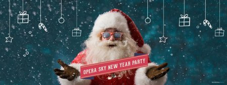 Opera Sky-da New Year Party